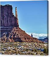Monument Valley Ut 3 Canvas Print