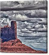 Monument Valley Ut 6 Canvas Print