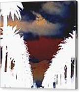 Moody Blues Canvas Print