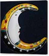 Moon Phase Canvas Print