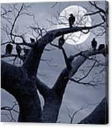 Moon Whisperer II Canvas Print