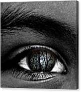 Moonlight In Your Eyes Canvas Print