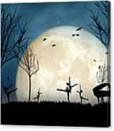 Moonlight Melody..new Canvas Print