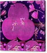 Moonlight Pagoda Temple Canvas Print