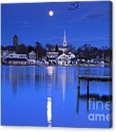 Moonrise 1 Canvas Print