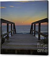 Moonrise V Canvas Print