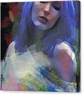Moonshadows Canvas Print