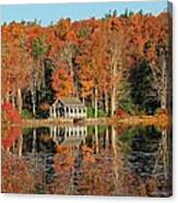 Moore State Park Autumn I Canvas Print