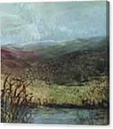 Moorland View 2 Canvas Print