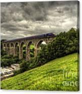 Moorswater Viaduct  Canvas Print
