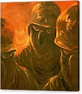 Mopp I Canvas Print