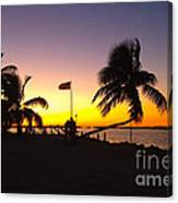 Morada Bay Canvas Print