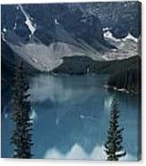 Morain Lake Canvas Print