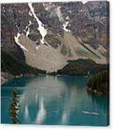 Moraine Lake - Alberta - Canada Canvas Print