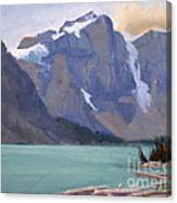 Moraine Lake Banff Canvas Print