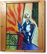 Morakaba Canvas Print