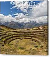 Moray - Peru Canvas Print