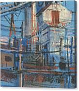 More Hopper Canvas Print
