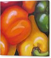 More Peppers Canvas Print