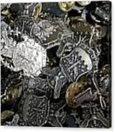 More Than Just Pot Metal Canvas Print