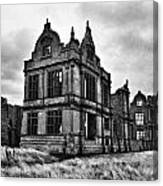 Moreton Corbet Castle Canvas Print