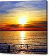Morning Awakens Canvas Print