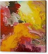 Morning Burst Canvas Print