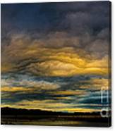 Morning Canvas Canvas Print