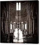 Morning Mass Canvas Print