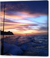 Morning Skies Canvas Print