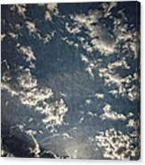 Morning Sky Fantasy Canvas Print