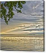 Morning Storm Canvas Print