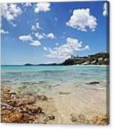 Morningstar Beach Canvas Print