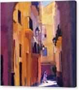 Moroccan Light Canvas Print
