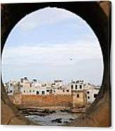 Moroccan View Canvas Print