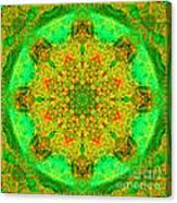Morocco Mandala Canvas Print