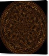 Morphed Art Globe 32 Canvas Print