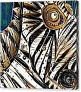 Morris  Canvas Print