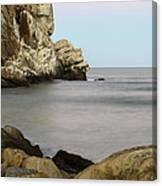 Morro Bay Morning 2 Canvas Print