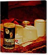Morton Salt Born 1952 Canvas Print