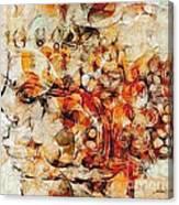 Mosaic 0259 Marucii Canvas Print