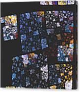 Mosaic 126-02-13 Marucii Canvas Print