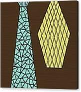 Mosaics 1 Canvas Print