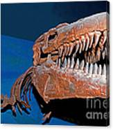 Mosasaur Tylosaurus Proiger Canvas Print