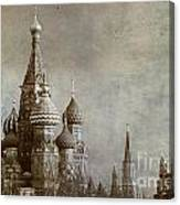 Moscow Canvas Print