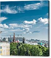 Moscow Kremlin Tour - 32 Of 70 Canvas Print