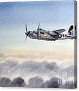 Mosquito Aircraft Canvas Print