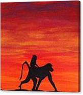 Mother Africa 4 Canvas Print