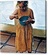 Mothers Helper Canvas Print
