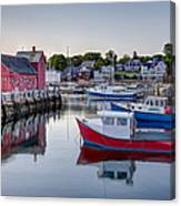 Motif Number 1 Canvas Print